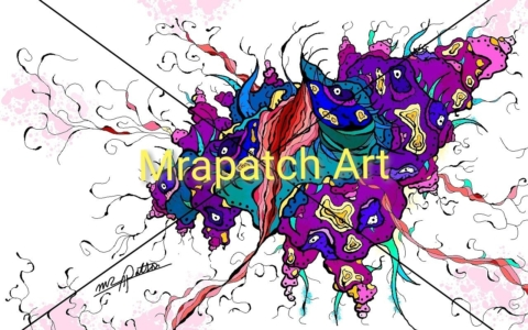 #Mrapatch #art